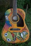 Kermit The Rainbow Connection Guitar